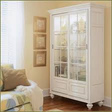 Curio Cabinets With Glass Doors Curio Cabinet Howard Millerhancellorurioabinet