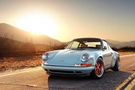 porsche singer 911 911 personalizado por singer vehicle design