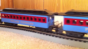 custom ho polar express