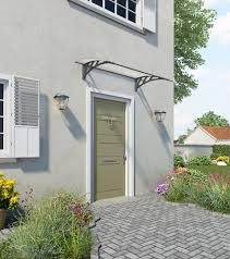 Overdoor Canopies by Modern Canopy Contemporary Canopy Door Cover Canopy Pergola