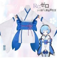 Hinata Halloween Costume Kara Hajimeru Isekai Seikatsu Cosplay Costumes Ram