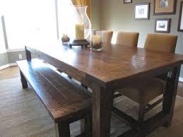 Buy Farmhouse Table Marvelous Delightful Farmhouse Kitchen Table With Bench Farmhouse