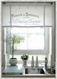 gardine für küche die besten 25 küchenfenster gardinen ideen auf