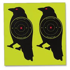 6 pk birchwood casey shoot n c 8 target sheets