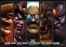 Best Video Game Memes - video game villainy