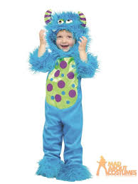 Sulley Toddler Halloween Costume Sully Halloween Costume