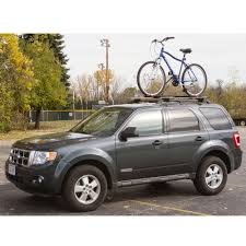 Ford Escape Roof Rack - apex steel inexpensive roof bike rack bcr 641 discount ramps