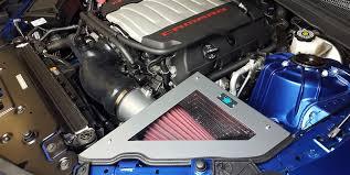 camaro lt1 performance parts chrome cold air intake for 2016 camaro ss