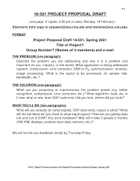 sample cover letter for project proposal 51 proposal templates