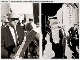 Oswald Backyard Photos Dvp U0027s Jfk Archives Lee Harvey Oswald His Rifle And The Paper Bag