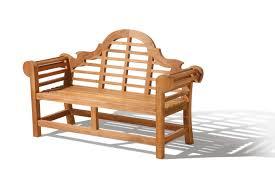 Java Bench Java Teak Lutyens 3 Seater Teak Garden Bench