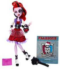 List Of Halloween Monsters monster high dolls as low as 6 40