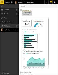 cortana take me to my facebook page quickly find and view your reports and dashboards using cortana