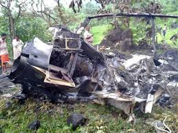 private chopper crashes near mumbai all five aboard killed