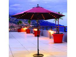 patio umbrella with solar led lights patio umbrella with solar led lights landscaping gardening ideas