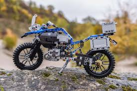 you want this bmw r1200gs adventure made of legos