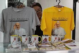pope souvenirs where to get papal visit souvenir items lifestyle gma news online