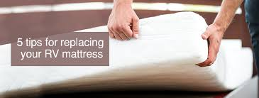 how to replace rv mattresses replacing an old rv mattress with a