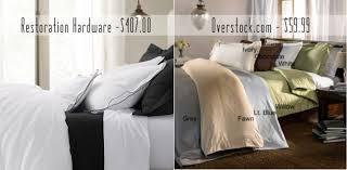 Restoration Hardware Duvet Get The Look For Less Restoration Hardware Bedroom Dwell Beautiful