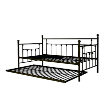 pull out trundle bed frame u2013 bare look
