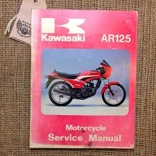 kawasaki ar 125 motorcycle service manual u2022 10 00 picclick uk