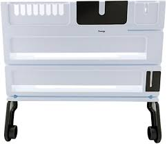prestige kitchen multi dispenser with safety knife white price