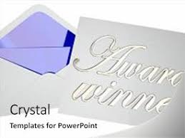winner announcement powerpoint templates crystalgraphics
