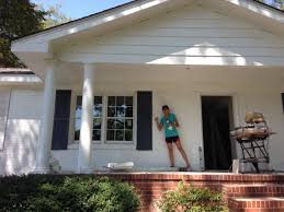 gray house with shutters best ideas images loversiq
