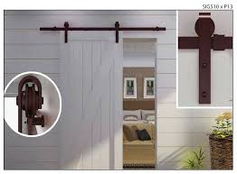 glass barn doors sliding sliding barn door track barn decorations