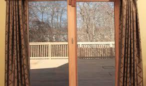 door window treatment options beautiful sliding glass door