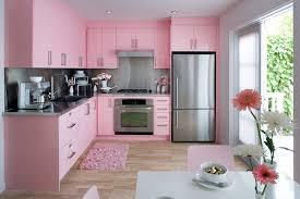 küche pink küche in pastell rosa pink modern edelstahl wohnideen küche