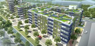 The Worlds Largest Sustainable Housing Complex Is Being Built In - Sustainable apartment design