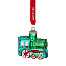 2016 brights train ornament discontinued waterford holiday