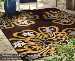 Black And Gold Rug Rugs To Match Yellow Living Rooms
