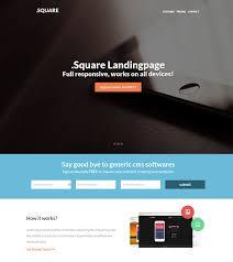 27 best responsive html landing page templates free premium