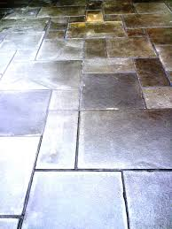 Slate Patio Sealer by Resolving Sealing Problems With A Limestone Patio Stone Cleaning