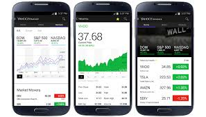 yahoo app for android yahoo finance app for android redesigned with real time quotes