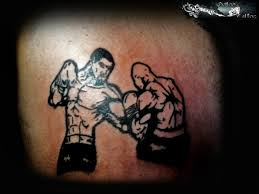 boxing tattoo by sotoner on deviantart