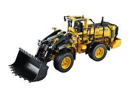 volvo tractor price amazon com lego technic 42030 remote controlled volvo l350f wheel