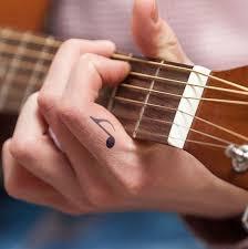 best 25 small music tattoos ideas on pinterest music tattoos