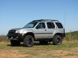 2002 nissan frontier lifted wheel and tire compatibility archive nissan xterra forum