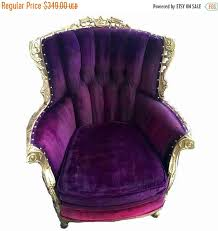 Courting Bench For Sale On Sale Antique Victorian Armchair Throne Chair With Hand Dyed