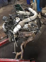 seat leon cupra r bam 225 engine u0026 gearbox complete in
