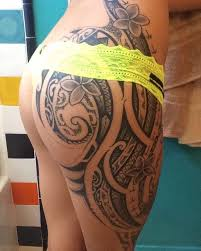 tribal thigh tattoos designs ideas and meaning tattoos for you