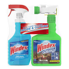 Cleaning Laminate Floors With Windex Windex 26 Oz Original Glass Cleaner 632421 The Home Depot