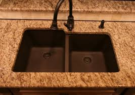 Brown Kitchen Sink Granite Dual Mount Kitchen Sink Granite Composite Sink