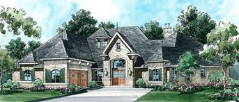 French Country European House Plans European House Plan With 3 Bedrooms And 3 5 Baths Plan 4500
