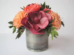 home decor flower arrangements small cheerful flower arrangement keepsake sola flower