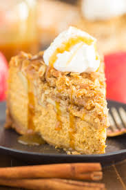 apple crisp pumpkin cheesecake the gold lining