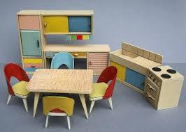 Modern Dollhouse Furniture Sets 68 best mini mods mid century modern doll houses images on